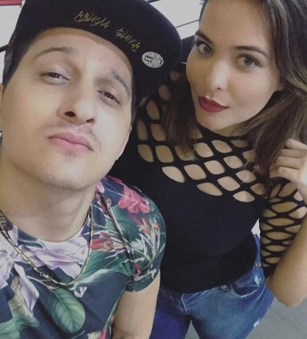 Geisy Arruda com seu affair, Ramon Oliveira (Foto: Reprodução/Instagram)