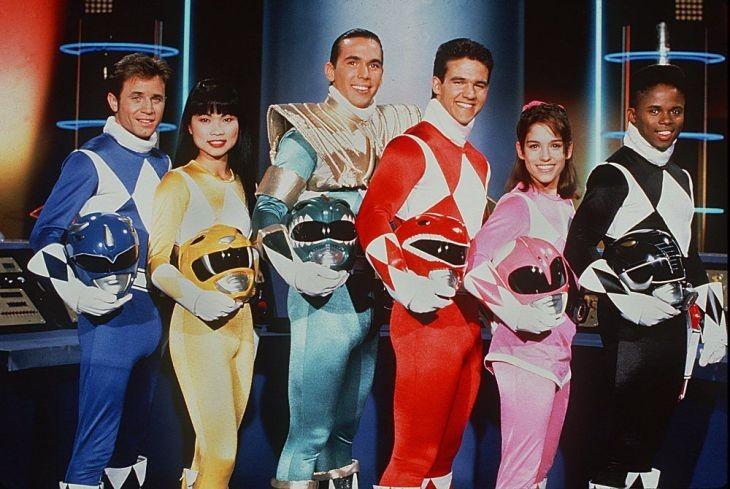 'Power Rangers': assista a todas as temporadas na Netflix (Foto: Divulgação)