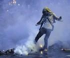 Chavistas e oposição fazem passeatas hoje na Venezuela (Leo Ramirez/AFP)