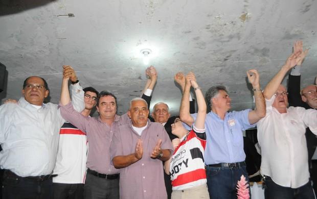 Eleições Santa Cruz (Foto: Aldo Carneiro/Pernambuco Press)