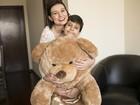 Urach sobre filho: 'Eu era vulgar e tinha medo que ele sofresse preconceito'