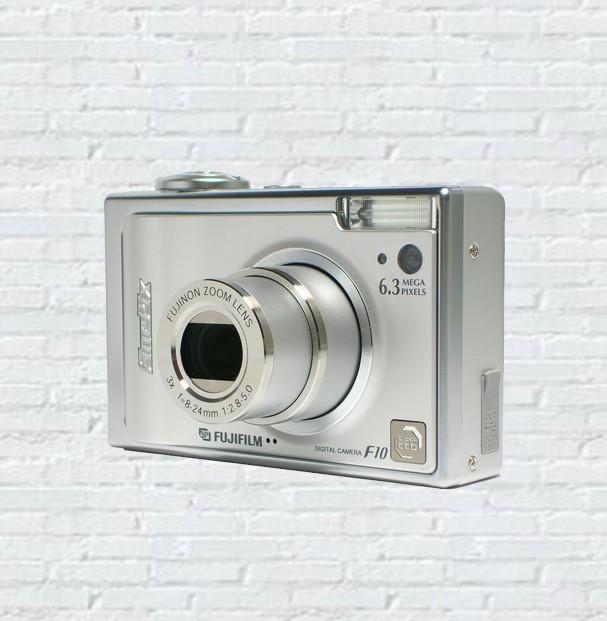 Câmera Digital  (Foto: Reprodução/Pinterest)