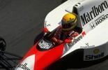 Senna profetizou vitórias para Galvão, antes de ser piloto de F-1 (Getty Images)