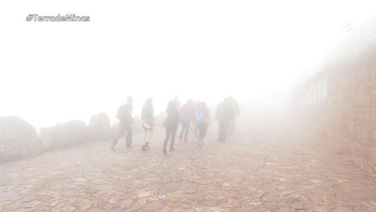 Serra da Piedade guarda belas paisagens e tradições da roça