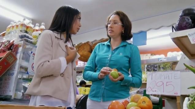 Nutricionista explica como fazer um molho sem perder os nutrientes  (Foto: Reprodução / TV Diário)