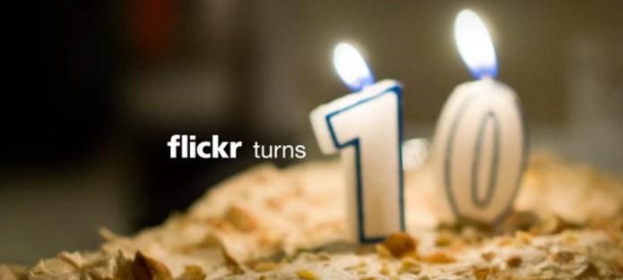 Flickr acaba de completar 10 anos de vida (Foto: Reprodução)