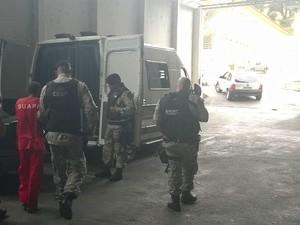 Padastro suspeito morte Luana Juiz de Fora.jpg (Foto: Roberta Oliveira/ G1)