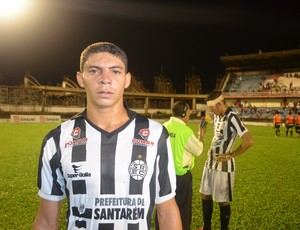 Romário São Raimundo (Foto: Weldon Luciano  - GLOBOESPORTE.COM)