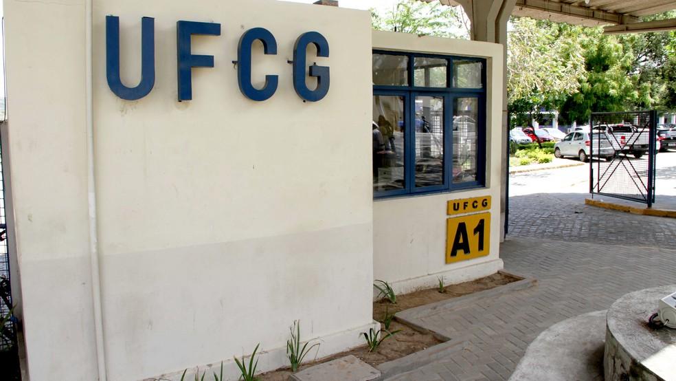 Universidade Federal de Campina Grande (Foto: Leonardo Silva/Jornal da Paraíba)