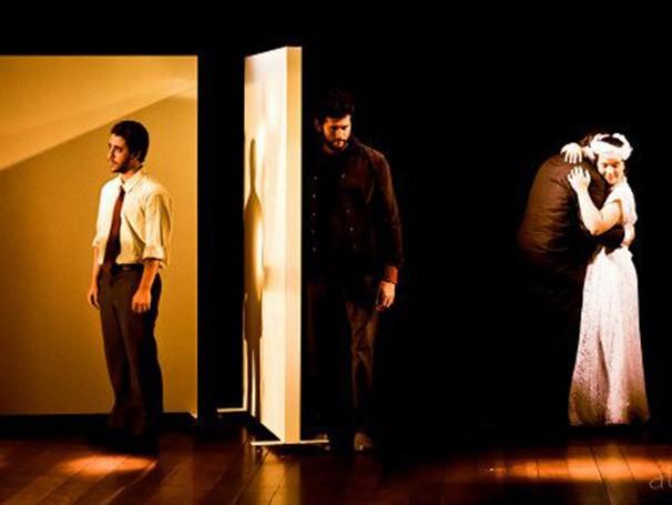 O público se identifica com o espetáculo devido a temática (Foto: Aline Macedo)