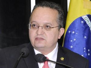 Senador Pedro Taques (Foto: Agência Senado)