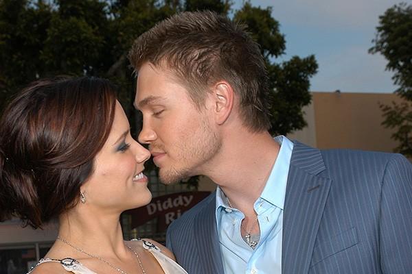 Chad Michael Murray e Sophia Bush (Foto: Getty Images)