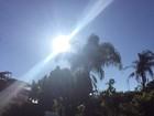 Calor e sol marcam o fim de semana na Zona da Mata e Vertentes