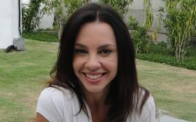Carla Marins compara sua gravidez à da personagem em Malhação