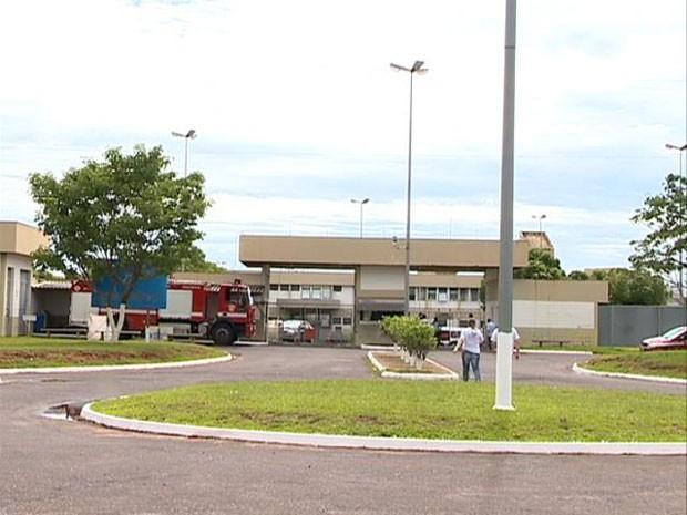 Penitenciária de Junqueirópolis registrou 15 tentativas de fuga desde 2010, segundo a SAP (Foto: Reprodução/TV Fronteira)