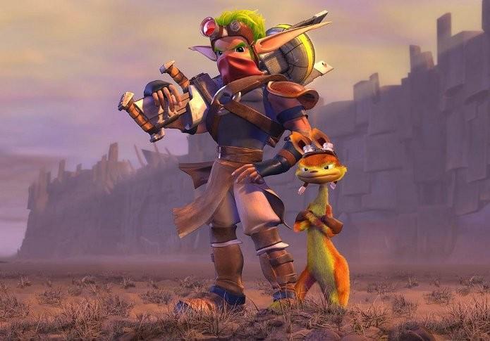 Fãs de Jak & Daxter aguardam seu retorno no PlayStation 4. (Foto: Divulgação)