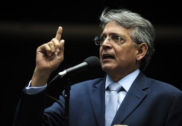 Pauderney Avelino, líder do DEM na Câmara dos Deputados (Foto: Agência Camara)
