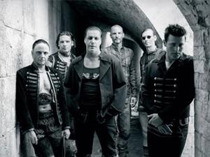 A banda de metal alemã Rammstein se apresenta no Brasil em novembro (Foto: Divulgação/Myspace do artista)