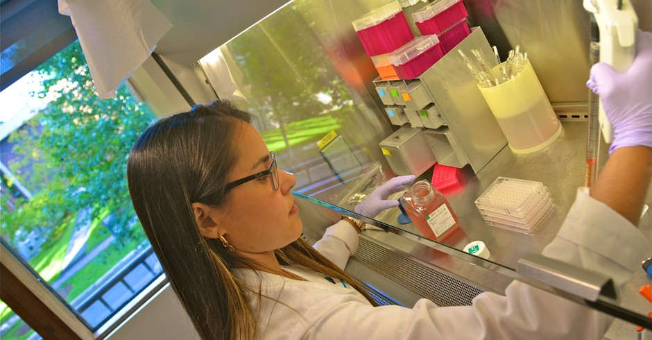 Hannah Ananda Bougleux Gomes, pesquisadora do instituto de células tronco da universidade de Harvard (Foto: Divulgação)