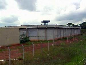 Centro de Detenção Provisória (CDP) de Americana (SP) (Foto: Reprodução EPTV)