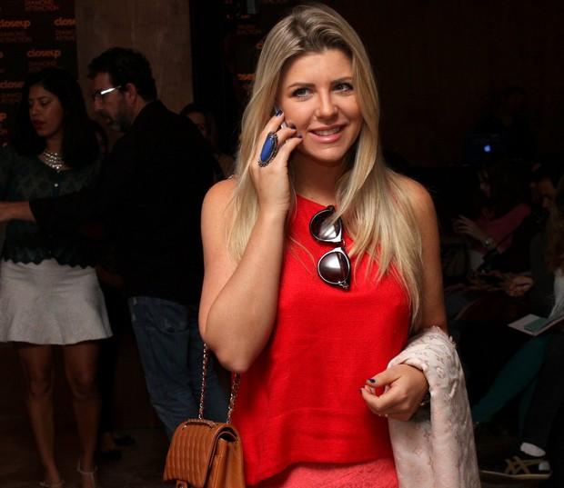 Iris Stefanelli (Foto: Caio Duran/AgNews)