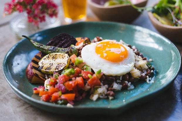 Aprenda a fazer a versão vegetariana do tradicional baião de dois  (Foto: Ludmilla Bernardi)