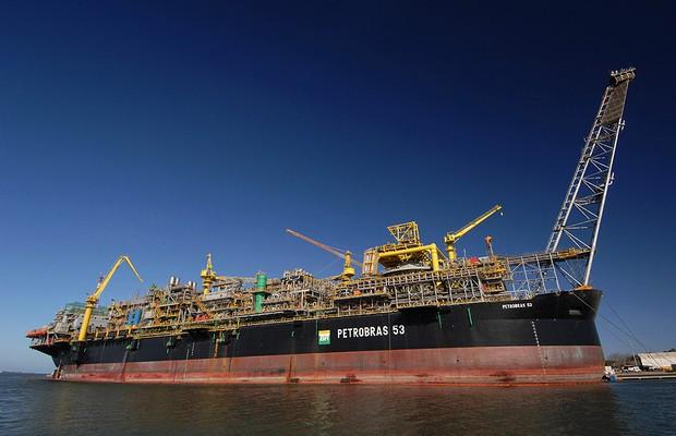 Valor da Petrobras na Bolsa volta ao nível de 2003