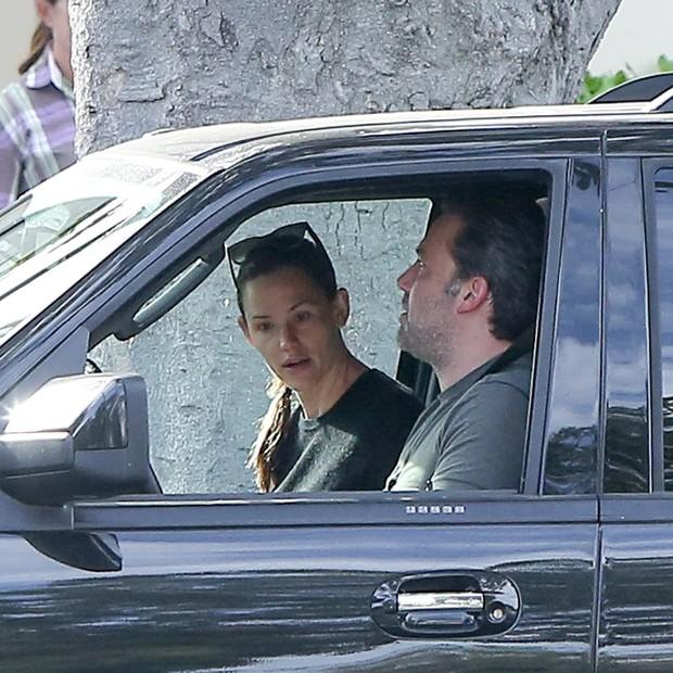 Jennifer Garner e Ben Affleck (Foto: AKM-GSI)