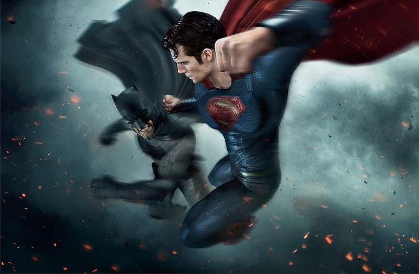 Batman vs Superman (Foto: Divulgao)