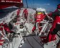 Regata Volta ao Mundo chega a Itajaí com quatro barcos brigando pelo topo