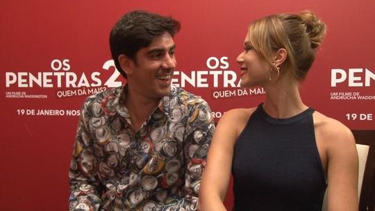Marcelo Adnet revela que família é capixaba