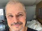 Edson Celulari agradece recuperação em luta contra câncer: 'Graça recebida'