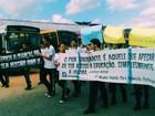 Alunos cobram conclusão de obra de escola profissionalizante no Ceará