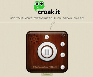 Croak.it