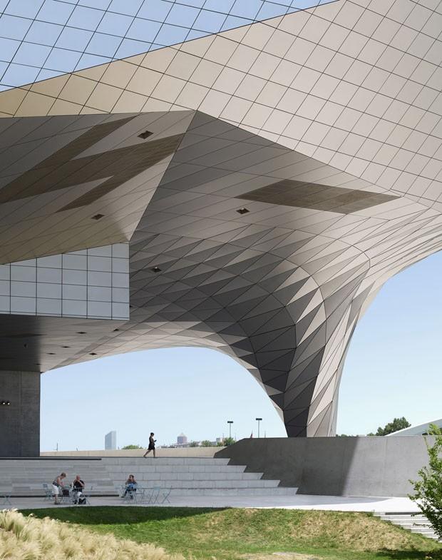 20 melhores fotos de arquitetura do ano (Foto: Fabrice Fouillet/Divulgação)