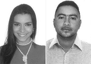 Wanessa Mattos e MC Leozinho do Recife também não se elegeram.  (Foto: Divulgação/TSE)