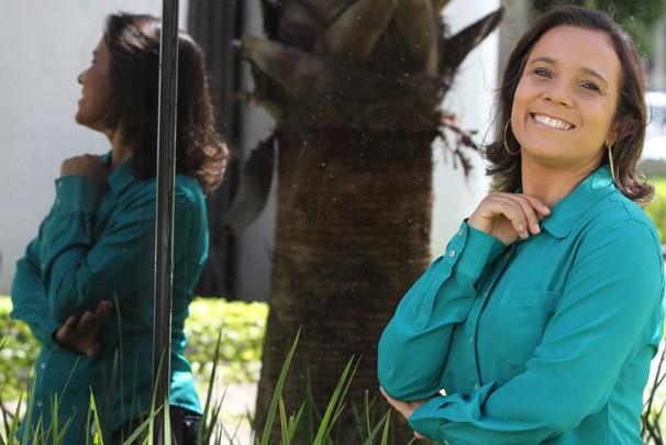 Silvia Torres (Foto: Francisco França)