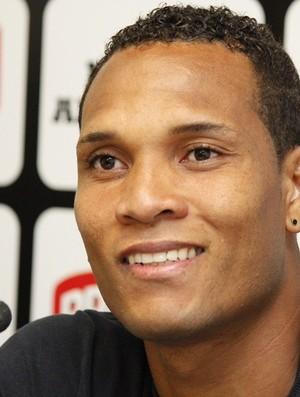 Thiego, zagueiro do Figueirense (Foto: Luiz Henrique / Figueirense FC)