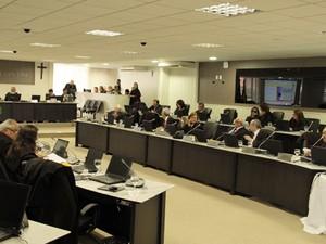 Juiz foi julgado, entre outras, por venda de liminares (Foto: Tribunal de Justiça do Ceará/ Divulgação)