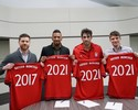Por atacado: Bayern renova contrato de Xabi, Boateng, Javi e Müller