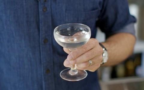 Drinque Gimlet