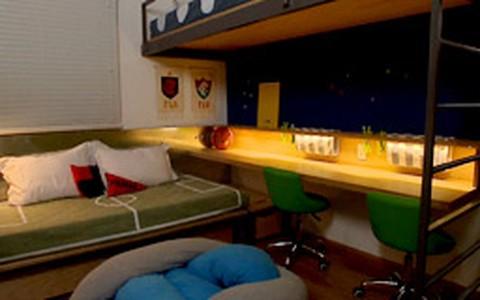 Antes e depois: Bel Lobo transforma o quarto de dois irmãos