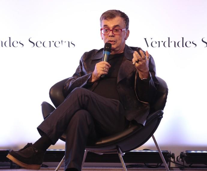 Walcyr diz que se surpreendeu com ao assistir 'Verdades Secretas' (Foto: Felipe Monteiro/Gshow)