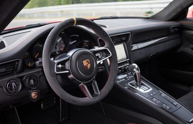 Porsche 911 GT3 RS (Foto: Divulgação)