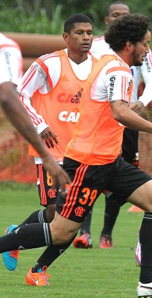 Treino Flamengo (Foto: Gilvan de Souza / Flamengo)