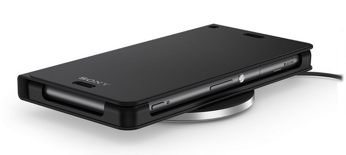 Plataforma de carregamento sem fio Sony WCH10 (Foto: Reprodução/Sony)