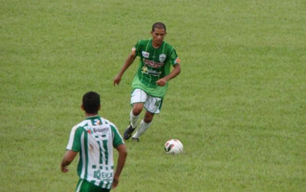 O Tocantinópolis em jogo pelo Campeonato Tocantinense 2013 (Foto: Divulgação/Tocantinópolis Esporte Clube)