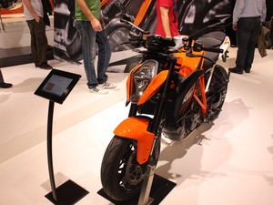KTM 1290 Super Duke (Foto: Rafael Miotto/G1)