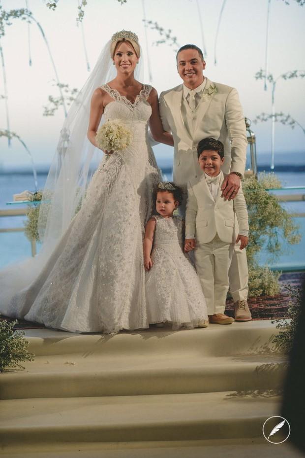 Casamento Wesley Safadão (Foto: Clécio Albuquerque - @clecioalbuquerque/Divulgação)