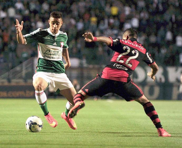 Palmeiras X Flamengo (Foto: Marcos Ribolli)